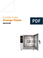Retigo Combi Oven Orange Vision