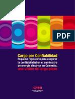 Cargo Por Confiabilidad - CREG