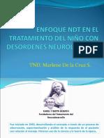 Enfoque Ndt en El Tratamiento Del Niño Con Desordenes Neurologicos- Expo II