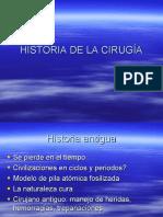 01 - Historia de La Cirugia