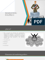 Marketing Politico Diapositivas