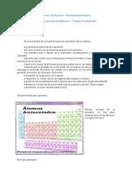 Informe de Avance -- Átomos Aumentados