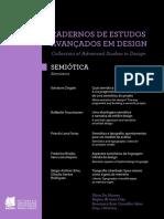 Caderno de Estudos Avançados em Design -Semiótica