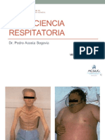 Insuficiencia respitatoria