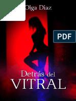 Detras Del Vitral Spanish Edit - Olga Diaz