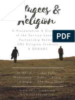 Refugees and Religion