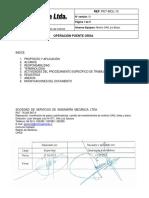 (PET-MOL-13) Operación Puente Grúa v.01