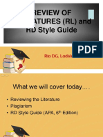 RL Lecture_MKM 1718