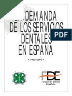 Demand a Servicios