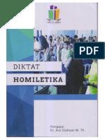 HOMILETIKA KRISTEN INDONESIA