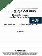 Narbona. El Lenguaje Del Niño