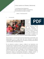 Cosmovisión Maya y Género en Chiapas y Guatemala