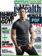 Men 's Health UK - May 2017