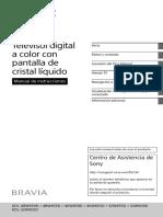 Manual Sony Ff