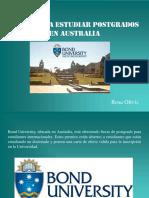 Becas Para Estudiar Postgrado en Australia