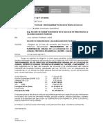 INFORME TECNICO N°024-2017-UF-MPMC