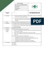 SOP Evaluasi & Hasil Evaluasi