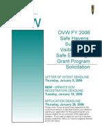 fy2006svsolicitation
