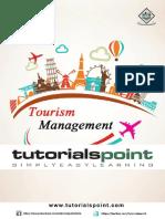 tourism management tutorial