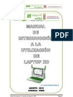 Manual Olpc Ox