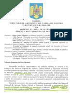 Document asociatii militare