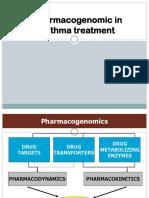 Ashtma Pharmaogenomic