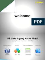 Company Profile PT. SAKA