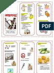 10Contoh Leaflet Hipertensi