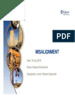 03 vs Pres Misalignment
