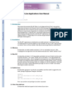 LBLASTuser Manual