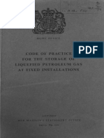 A12.P50(4) Code of Practice for the Storage of Liquefied Petroleum Gas at Fixed Installations
