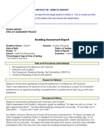 port 2 assessment   instr report wrmt