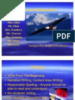 Orientation Slideshow for Website