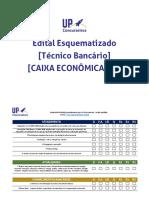 Edital Esquematizado - Técnico Bancário_CEF_BR (1)