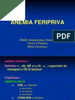 5.Anemia Feripriva-curs Stud.sc