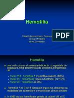 7. Hemofilia.curs Sc
