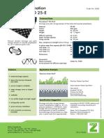 ZinCo PDB Floradrain FD25-E Engl