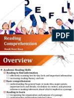 TOEFL Reading Section