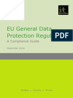 Green Paper_EU GDPR Compliance Guide