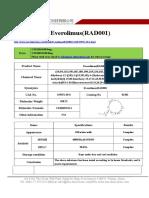 Datasheet of Everolimus(RAD001)|CAS 159351-69-6|sun-shinechem.com