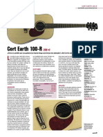 Cort Earth 100 Ra Cordes