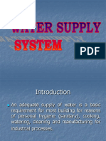 WATER SUPPLY & SANITARY.ppt