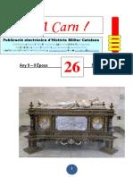 A Carn 26 (Setembre 2014)