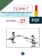 A Carn 27 (gener 2015)