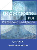 Ho'Oponopono Certification Guidebook