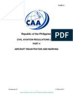 PART 4 Aircraft Registration and Marking Rev0717
