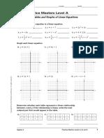 Chapter 1 Worksheets