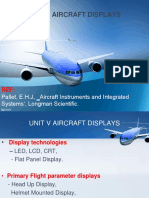 Aircraft Displays