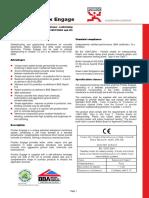 TDS Fosroc Proofex Engage