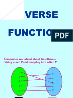 PPT 3.3 Graphs of Inverse Functions